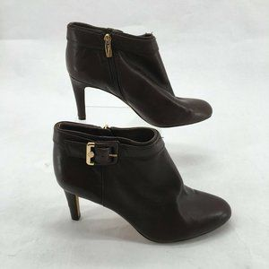 Vince Camuto Chrissa Ankle Boots Booties Side Zip